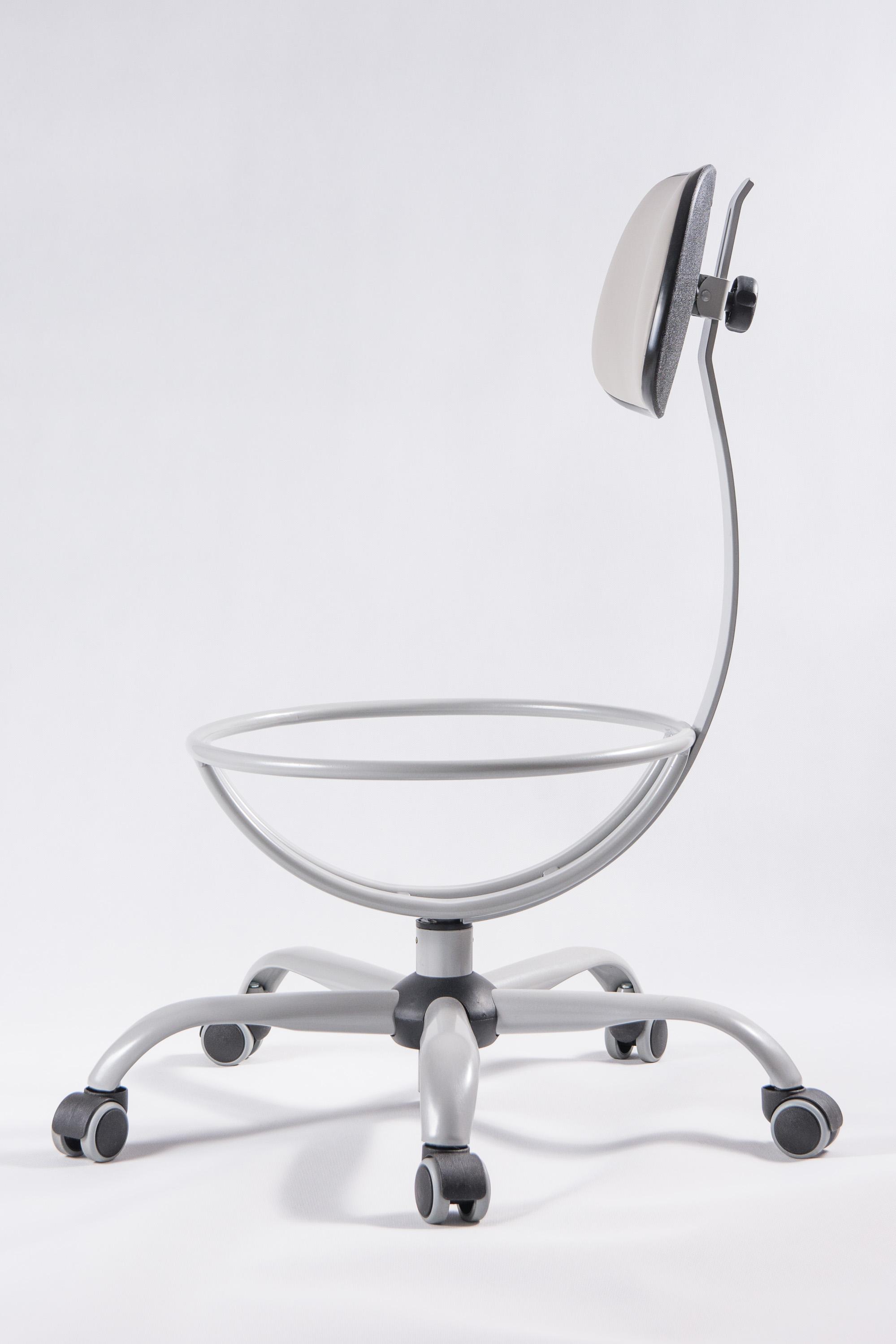 Krzesło z piłką dla dzieci