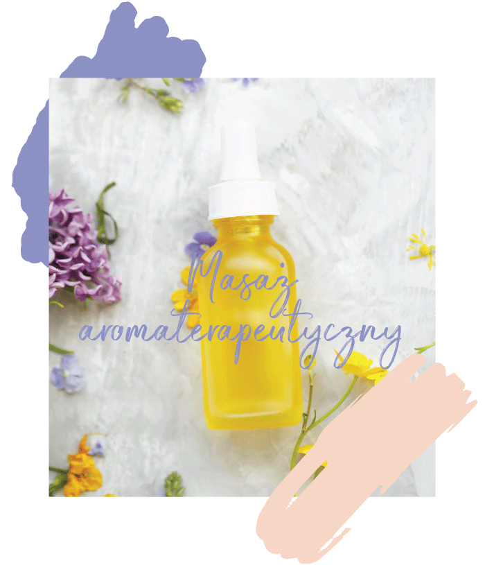 Spa - masaż aromateraputyczny